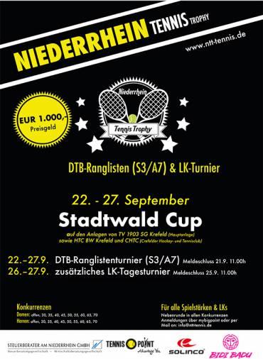 Stadtwald Cup by Niederrhein Tennis Trophy