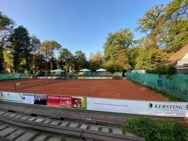 Der HTC Blau-Weiß Krefeld und der CSV Marathon veranstalten am 4. Oktober das erste Tennisturnier für geistig behinderte Menschen im Stadtwald